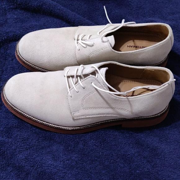 Bostonian Shoes | Tan Suede | Poshmark